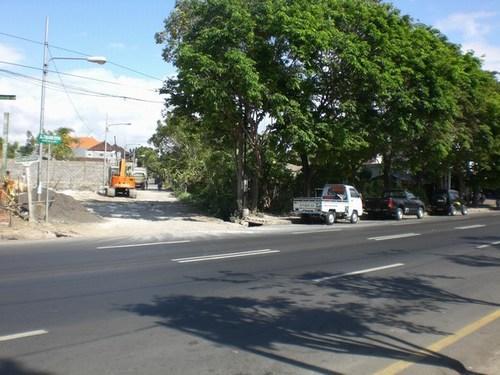 Di Jual Tanah di Bali - Raya Gatot Subroto Timur Denpasar